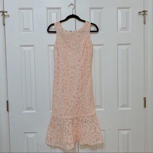 New York & Company Lace Dress